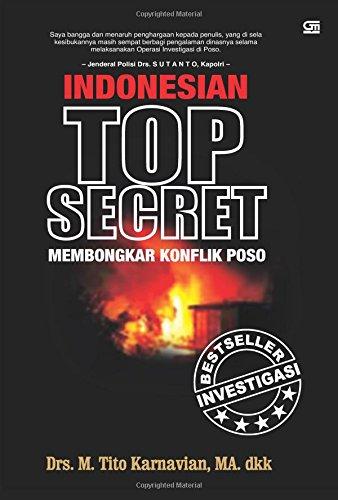 9789792237634: Indonesian Top Secret (Indonesian Edition)