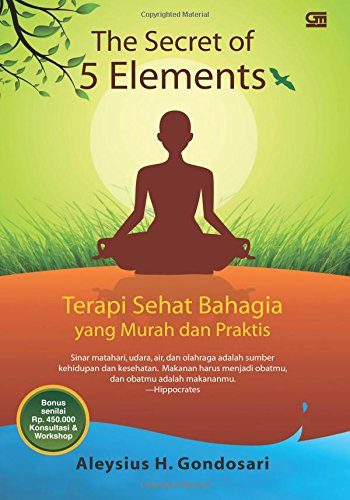 9789792253894: The Secret of 5 Elements (Indonesian Edition)