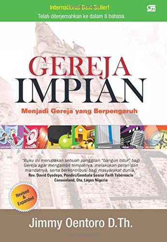 9789792260960: Gereja Impian Menjadi Gereja yang Berpengaruh (Indonesian Edition)