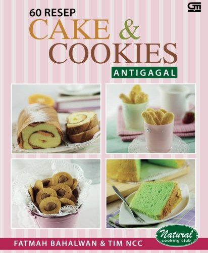 9789792261417: 60 Resep Cake & Cookies Anti Gagal (Indonesian Edition)