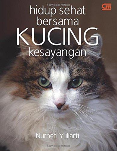 9789792262476: Hidup Sehat Bersama Kucing Kesayangan (Indonesian Edition)