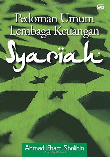 9789792263930: Pedoman Umum Lembaga Keuangan Syariah (Indonesian Edition)