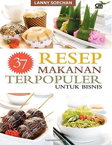 9789792266214: 37 Resep Makanan Terpopuler untuk Bisnis (Indonesian Edition)