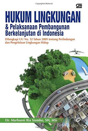 Hukum Lingkungan (Indonesian Edition): Siombo, Marhaeni Ria