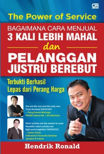 9789792292510: The Power of Service (Indonesian Edition)