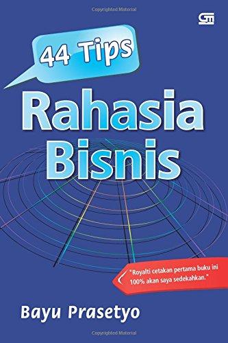 9789792296242: 44 Tips Rahasia Bisnis (Indonesian Edition)