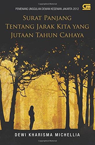 9789792296402: Surat Panjang Tentang Jarak Kita yang Jutaan Tahun Cahaya (Indonesian Edition)