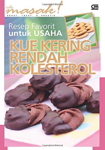 9789792297928: Resep Favorit untuk usaha Kue Kering Rendah Kolesterol (Indonesian Edition)