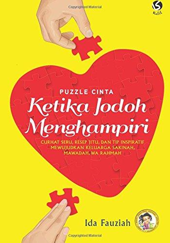 Puzzle Cinta: Ketika Jodoh Menghampiri (Indonesian Edition): Ida Fauziah