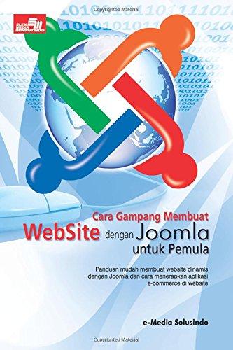 Cara Gampang Membuat Website dengan Joomla untuk: E Media Solusindo