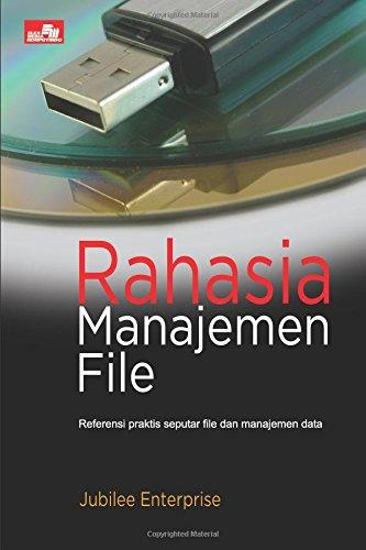9789792778847: Rahasia Manajemen File (Indonesian Edition)