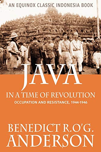 9789793780146: Java in a Time of Revolution: Occupation and Resistance, 1944-1946