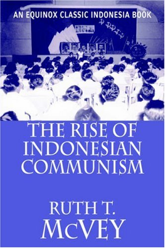 9789793780351: The Rise of Indonesian Communism