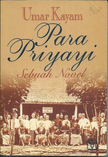9789794441862: Para priyayi: Sebuah novel