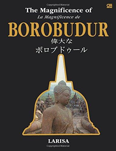 9789796051595: The Magnificent Of BOROBUDUR