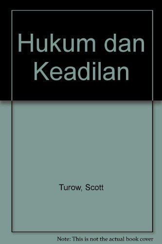 Hukum dan Keadilan: Turow, Scott