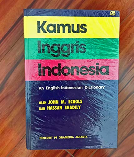 Kamus Inggris Indonesia: An English-Indonesian Dictionary