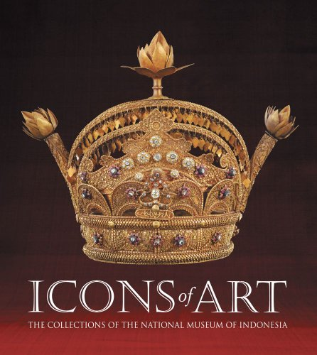 9789798926259: Icons of Art: The Collections of the National Museum of Indonesia
