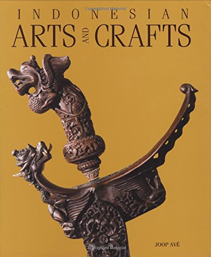 9789798926273: Indonesian Arts and Crafts