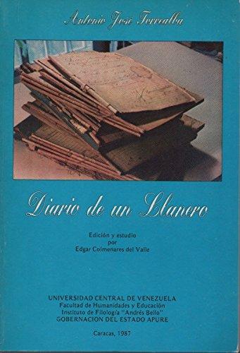 9789800001493: Diario de un llanero