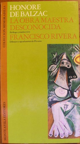 9789800103197: Obra Maestra Desconocida, La (Spanish Edition)