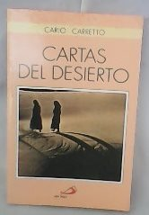 9789802071500: Cartas del Desierto (Spanish Edition)