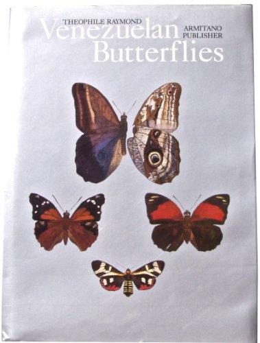9789802161119: Butterflies of Venezuela