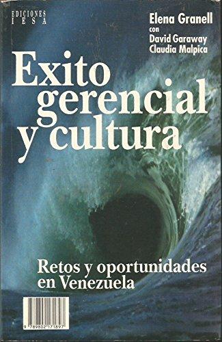 Exito gerencial y cultura: Retos y oportunidades: Elena Granell de