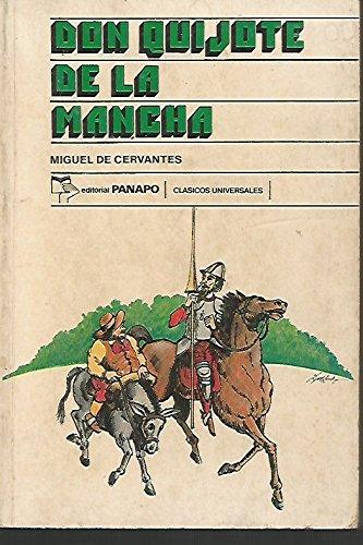 9789802302017: DON QUIJOTE DE LA MANCHA