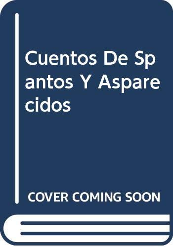 9789802570133: Cuentos De Espantos Y Aparecidos (Spanish Edition)