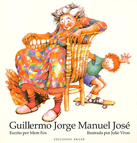 9789802570515: Guillermo Jorge Manuel José (LIBROS DE TODO EL MUNDO)