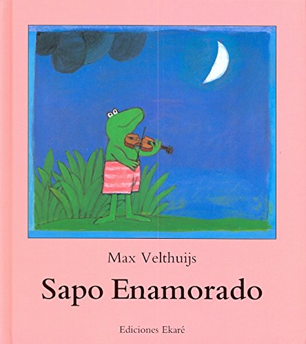 9789802571123: Sapo Enamorado (Spanish Edition)