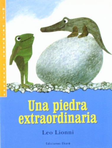 9789802572397: Una Piedra Extraordinaria (Coleccion Primeras Lecturas)