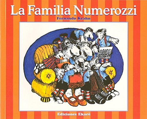 9789802572472: La Familia Numerozzi Pb