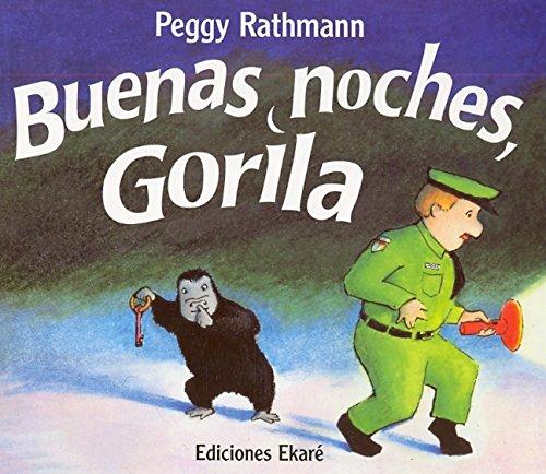 9789802572656: Buenas noches, Gorila (Jardín de libros)