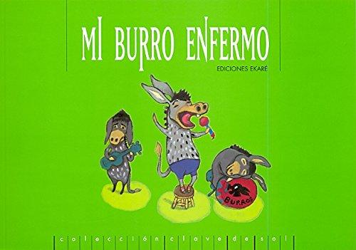9789802573448: Mi Burro Enfermo