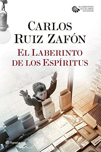 9789802717200: El Laberinto de los Espiritus (Spanish Edition)