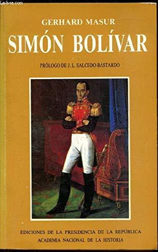 9789802930005: Simón Bolívar (Spanish Edition)