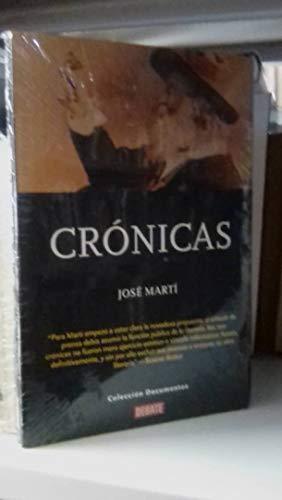 9789802933358: CRONICAS (COLECCION DOCUMENTOS)