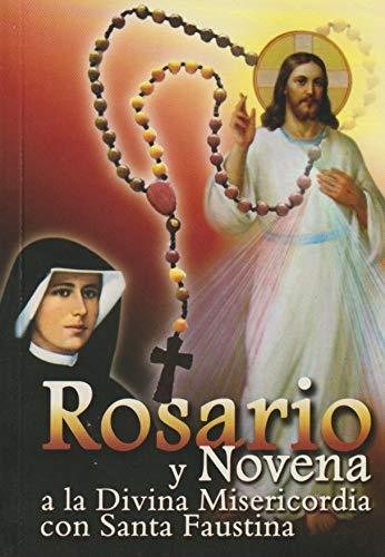 9789803508104: Rosario Y Novena a La Divina Misericordia Con Santa Faustina