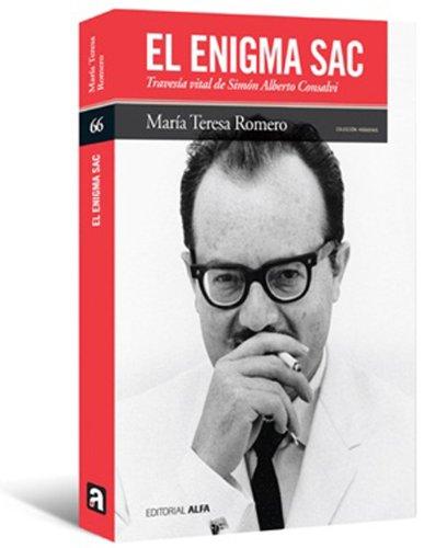 9789803543716: El Enigma SAC (Simón Alberto Consalvi)
