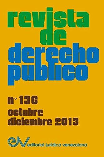 Revista de Derecho Publico (Venezuela) No. 136,