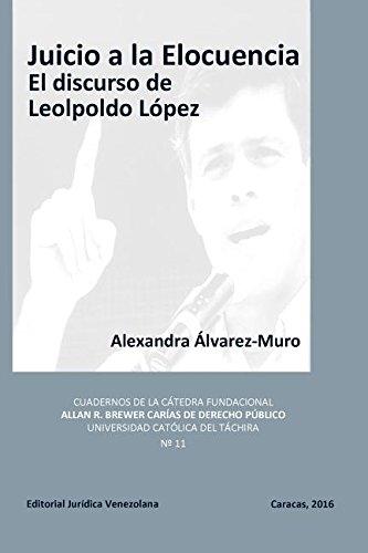 Juicio a la Elocuencia: Alexandra Alvarez-Muro