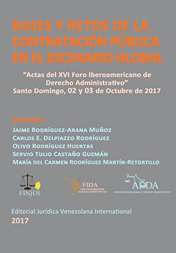 Bases y Retos de la Contratacion Publica: Rodriguez-Arana Munoz, Jaime