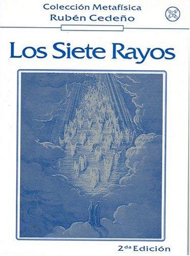 9789803690243: Los siete rayos (Coleccion Metafisica)