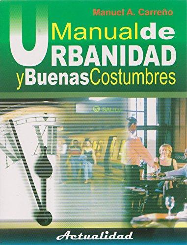 9789803751050: MANUAL DE URBANIDAD Y BUENAS COSTUMBRES