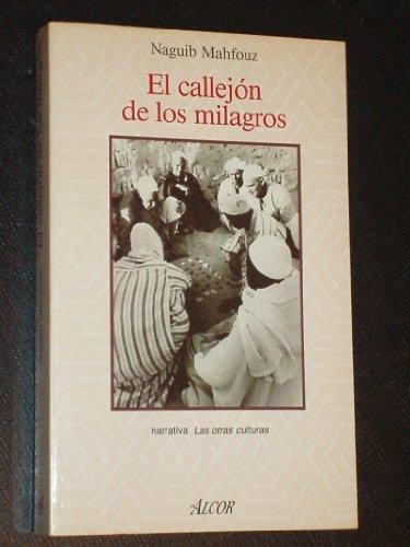 9789806092129: EL CALLEJÓN DE LOS MILAGROS