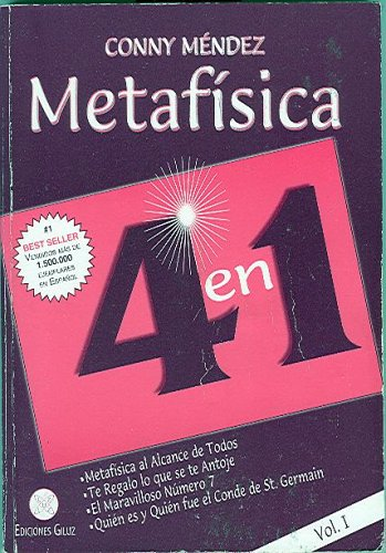 9789806114623: Metafisica 4 en 1 (Spanish Edition)