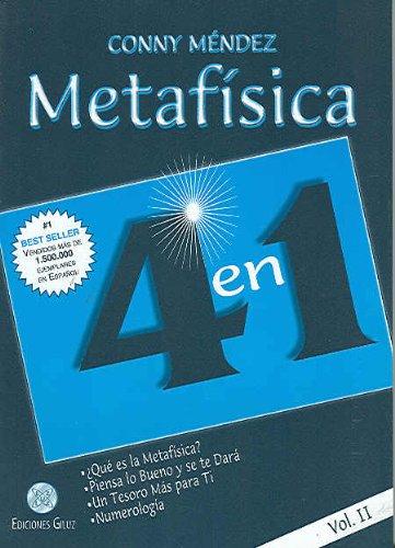 9789806114715: Metafisica 4 en 1. Vol. II (Spanish Edition)