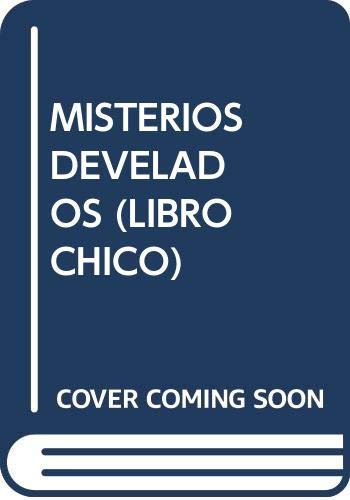 9789806114845: MISTERIOS DEVELADOS (LIBRO CHICO)